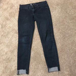 Cut off Ankle Jeans